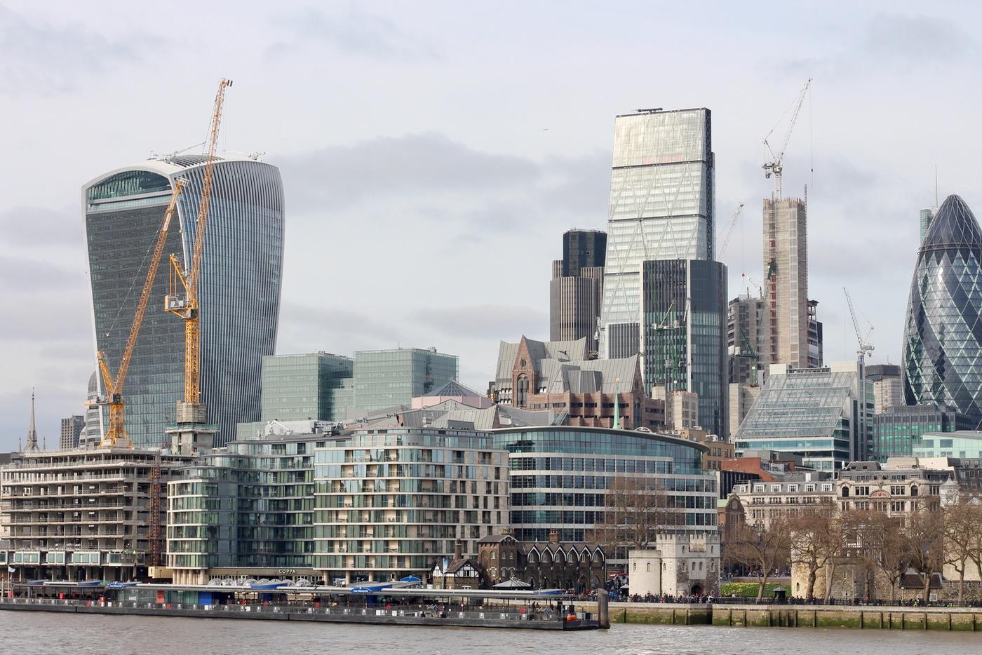 London Impressionen - rotköpfchen