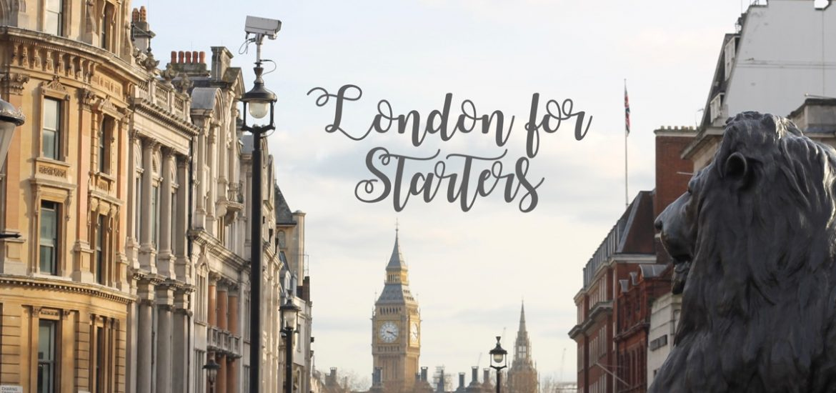 London for Starters