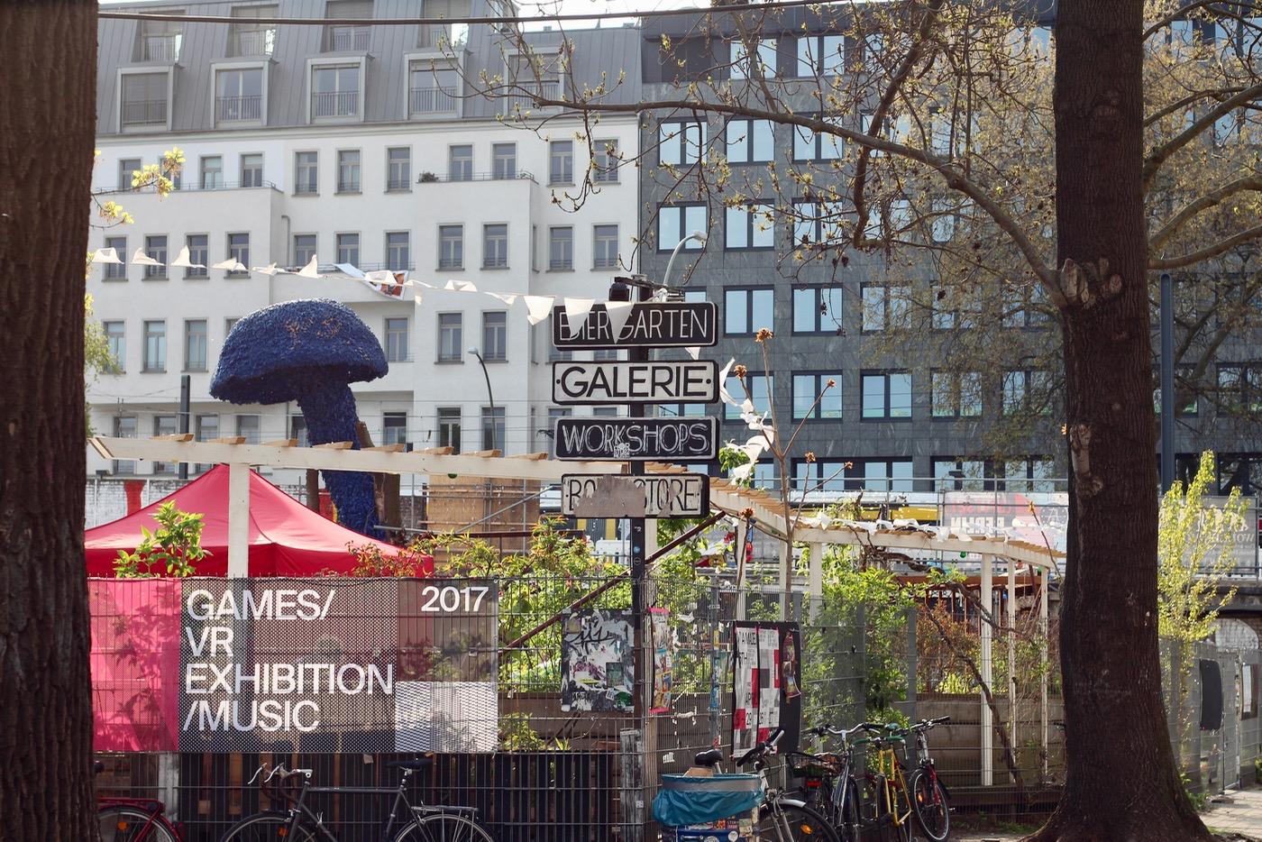 A Maze. Festival Berlin