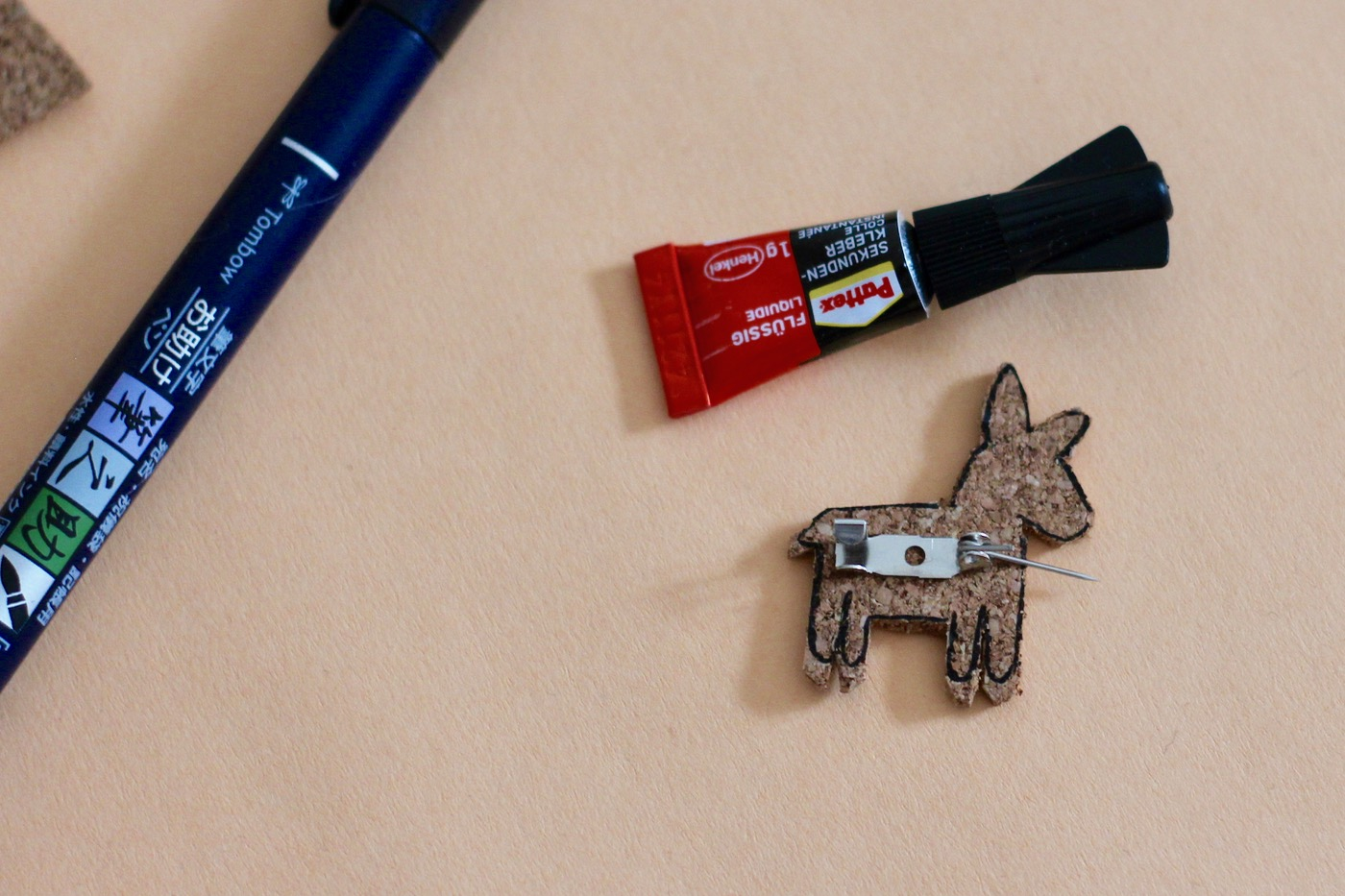 Stoff und Kork | DIY Challenge