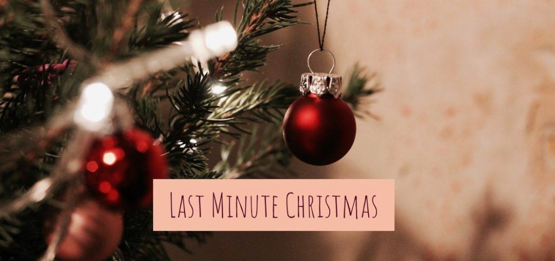 Last Minute Christmas