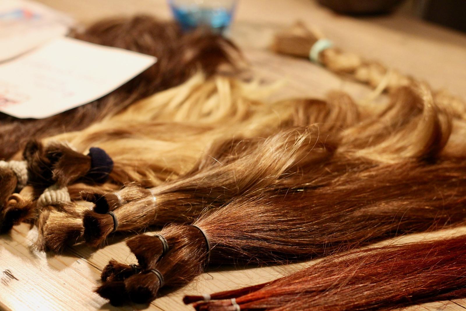 Lange haare abschneiden verkaufen